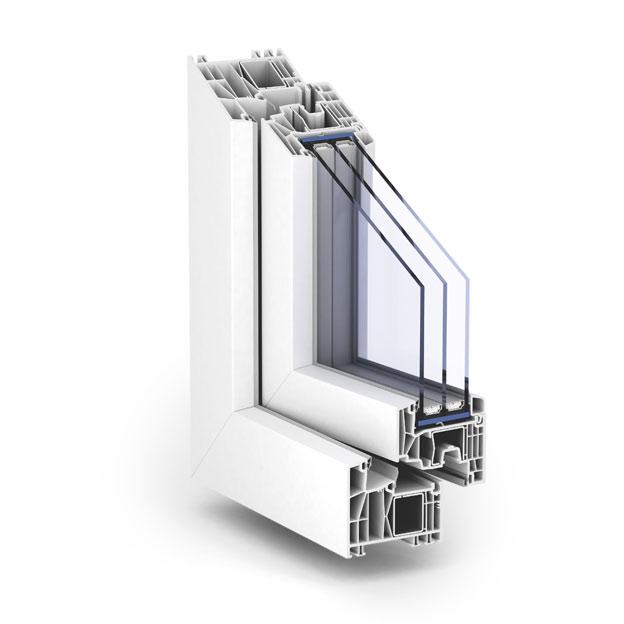 Primer našega vgrajenega okna - Okno Bayer 88