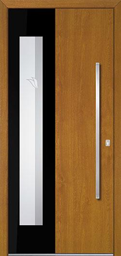 vhodna vrata aluclip zero