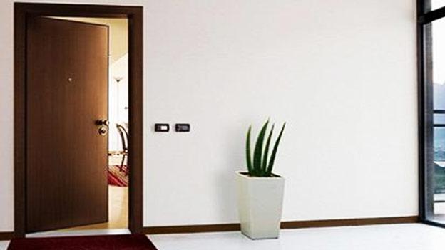 Varnostna protivlomna vrata