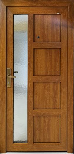 tipska pvc vhodna vrata