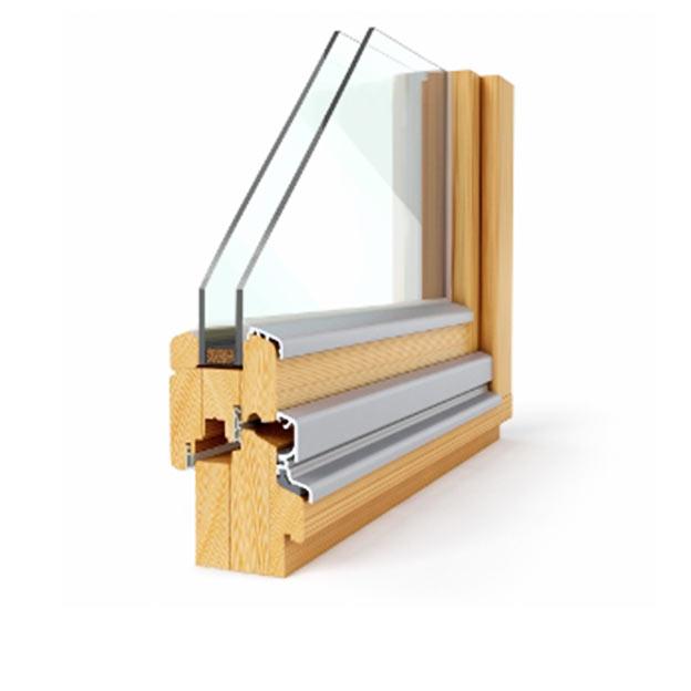 lesena okna natur 68